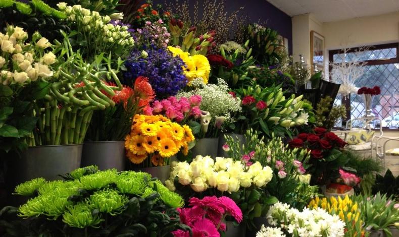 Andrew Fleming Florist in Chorleywood 01923 283924